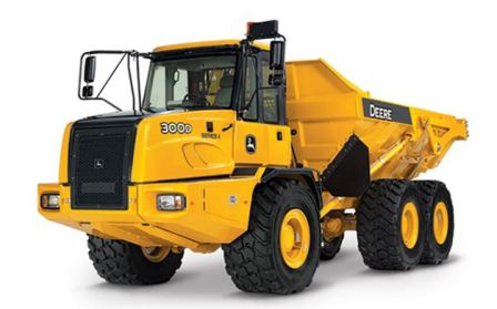 CSCS Articulated Dump Truck - Experienced Operator