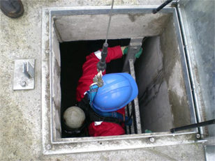 Confined Space High Risk