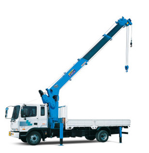RTITB HIAB Lorry Mounted Crane