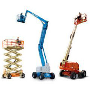 RTITB MEWP Boom Lift - Cherry Picker