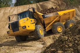 QSCS Articulated Dump Truck (Experienced Operator)
