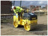 UK CPCS Ride on Roller